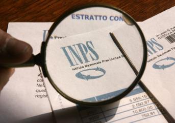 Inps pensione cartelle previdenziali istituto nazionale previdenza sociale