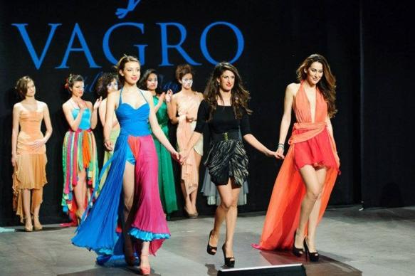 I cromatismi d'alta moda di Valentina Magro di Vagro